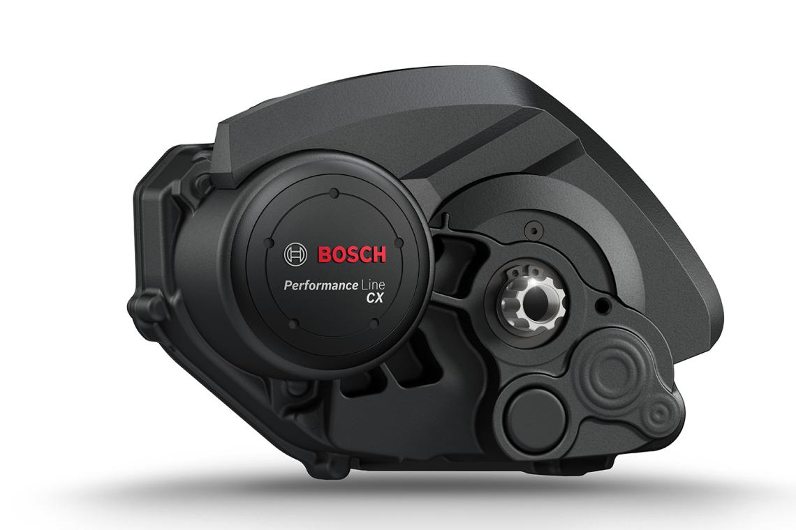 Le moteur Bosch Performance CX