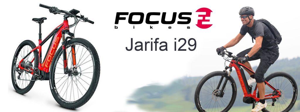 VTT électrique Focus i29