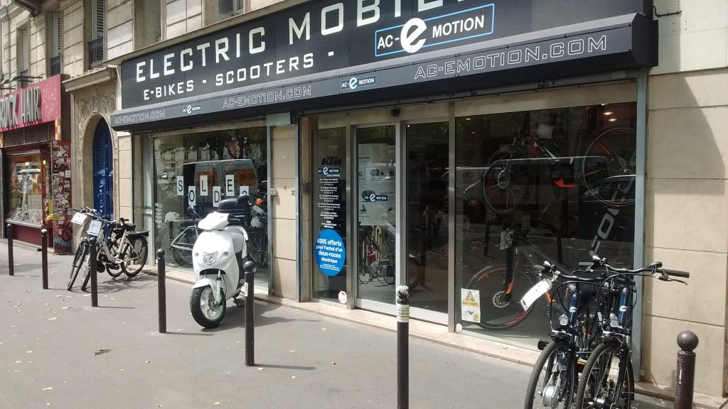 AC-Emotion Bastille, au 7 boulevard Beaumarchais (Paris 4e)