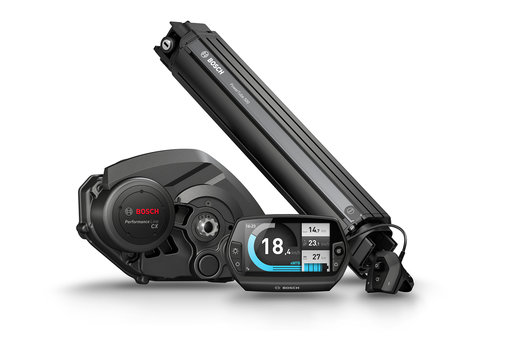 Le système Bosch e-Bike avec le PowerTube : une intégration de la batterie poussée au maximum