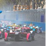 Grand Prix de Formule E de Paris : Govecs en piste