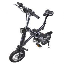 iBike : un mini-vélo électrique ultra-portable