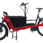 Le vélo électrique cargo Riese & Müller Packster 40 et ses variantes