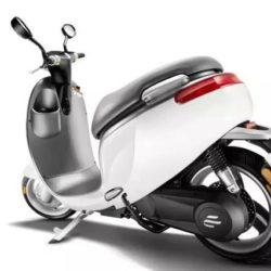 AC-Emotion Ecooter : un scooter électrique compact (équivalent 50 cm3)