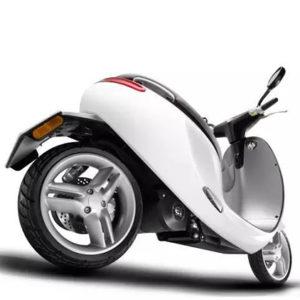 AC-Emotion Ecooter : un scooter électrique compact