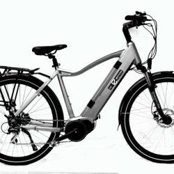 Le vélo électrique AC-Emotion Integral : moteur Bafang Max Drive au pédalier, batterie 374Wh, freins hydrauliques à disque... 1990 € TTC