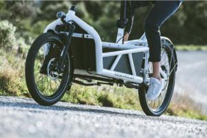 Le vélo électrique Riese & Müller Load Touring, disponible chez AC-