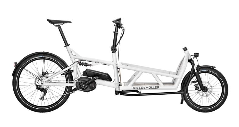 Le vélo électrique Riese & Müller Load Touring, disponible chez AC-Emotion